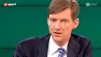 Video «Gespräch mit FCL-Präsident Hauser (III)» abspielen