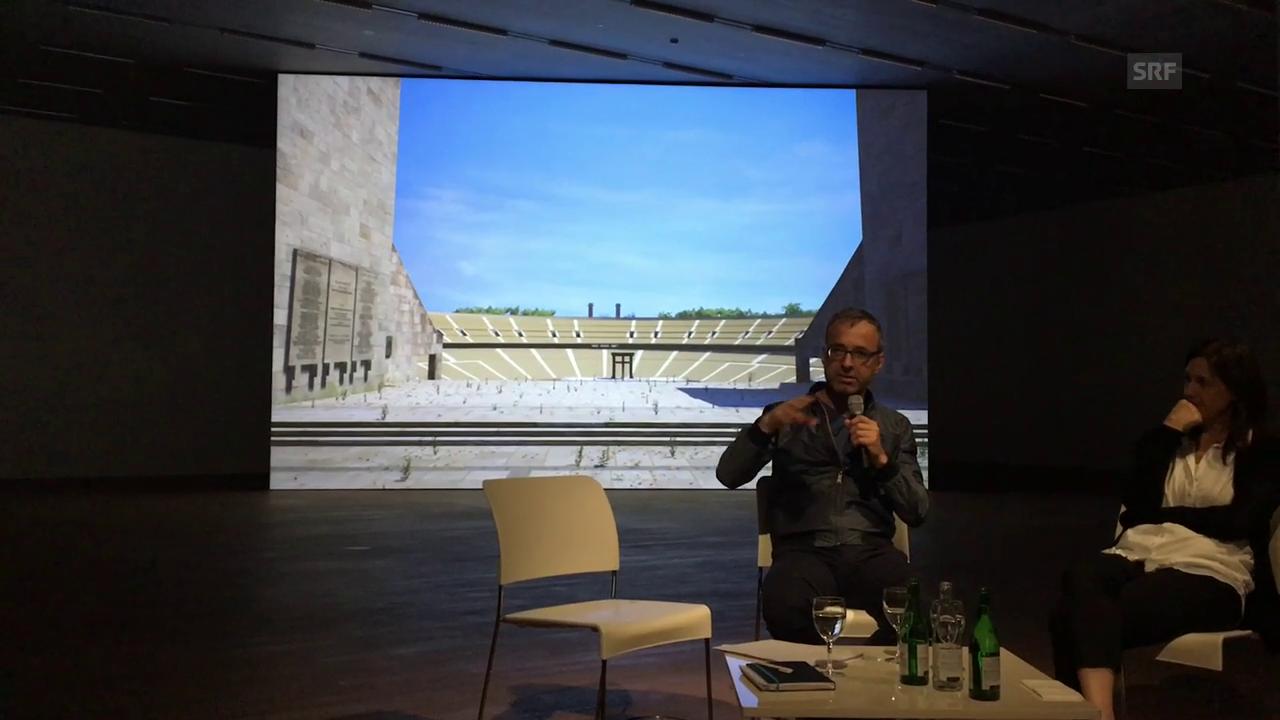 Clearbout Schaulager Ausstellung Medienkonferenz