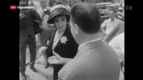 Video «Festivalauftakt in Venedig» abspielen