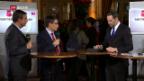 Video «FOKUS: Gespräch mit Gerhard Pfister und Roger Nordmann» abspielen