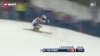 Video «Ski: Frauen-Slalom in Levi» abspielen
