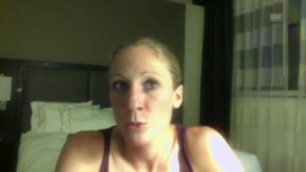 Triathlon: Daniela Ryf vor dem Ironman Hawaii