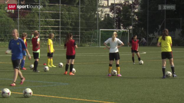 Video «Frauenfussball – wird jetzt alles besser?» abspielen