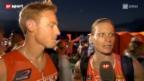 Video «Triathlon: Caroline Steffen und ihr Partner» abspielen