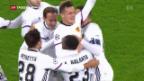 Video «FC Basel auf Achtelfinal-Kurs» abspielen