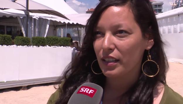 Video «Schweizer Fimemacher in Cannes» abspielen