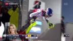 Video «Slalom Frauen» abspielen