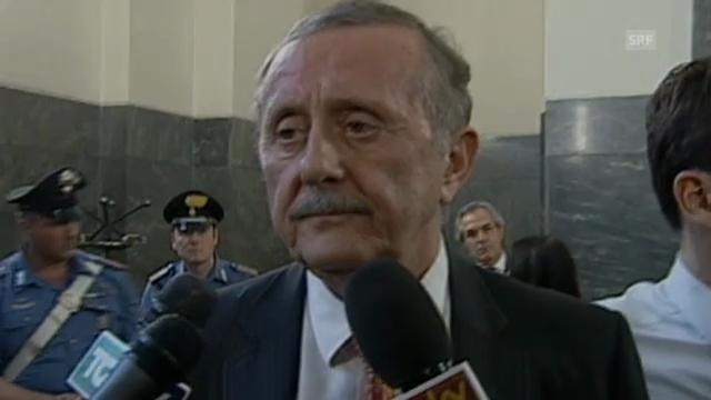 Anwalt plädiert auf unschuldig