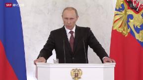 Video «Putin, der Mächtige» abspielen