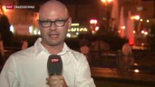 Video «Pascal Weber: Erschütternde Szenen im Nordirak» abspielen