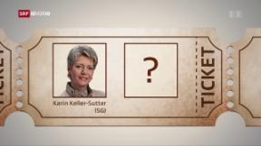 Video «FOKUS: Sie kommt – die nächste Bundesrätin, eine Frau» abspielen