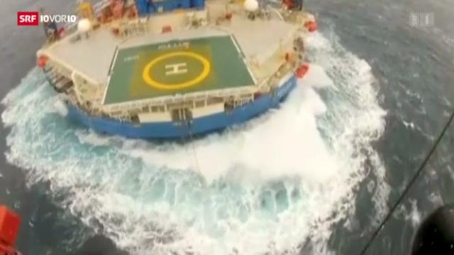 Alaska droht eine Ölpest