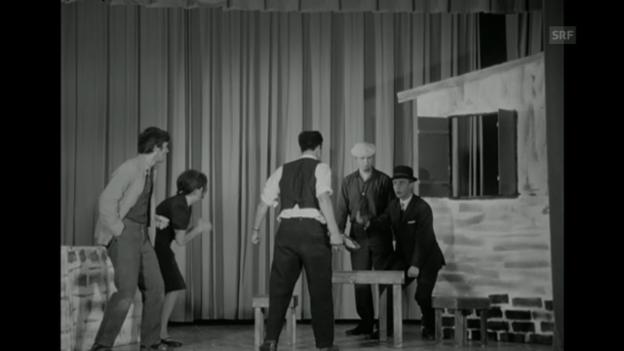Video ««Romanisches Theater» aus Antenne, 17.8.1967» abspielen