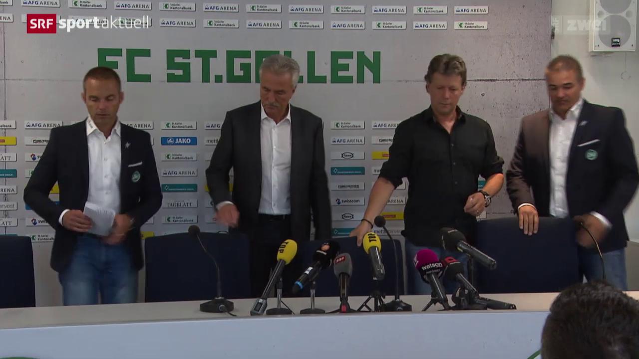 Fussball: Jeff Saibene verlässt den FC St. Gallen