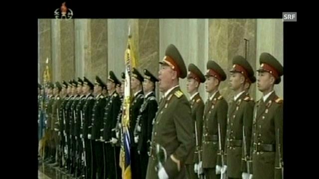 NordkKorea gedenkt