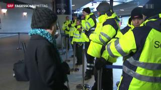 Video «Passkontrollen an schwedisch-dänischer Grenze» abspielen