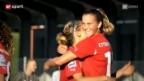Video «Frauenfussball boomt in der Schweiz» abspielen
