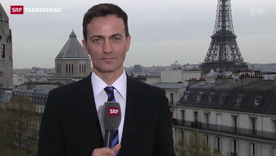 SRF-Korrespondent Michael Gerber zur neuen Regierung