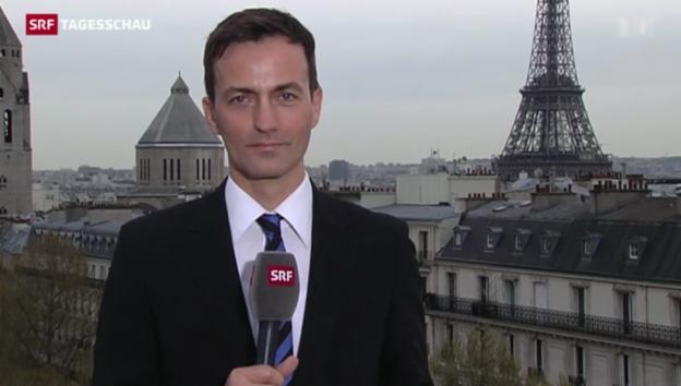 Video «SRF-Korrespondent Michael Gerber zur neuen Regierung» abspielen