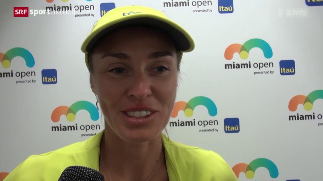 Tennis: Hingis im Fed-Cup-Aufgebot