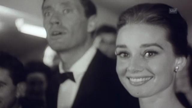 Das bewegte Leben der Audrey Hepburn