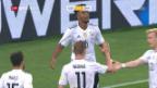 Video «Deutschland zieht gegen Kamerun die Zügel an» abspielen