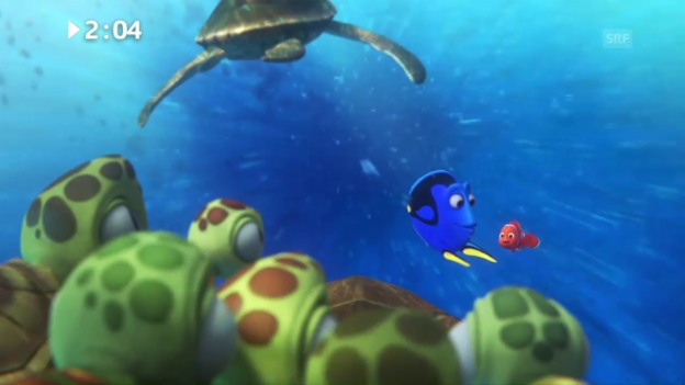 Video «Im Kino: «Finding Dory»» abspielen