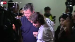 Video «Top-Manager von Fifa-Partner festgenommen» abspielen