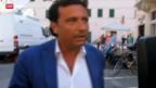 Video «Prozess gegen Schettino verschoben» abspielen