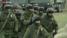 Video «Krim will zu Russland» abspielen