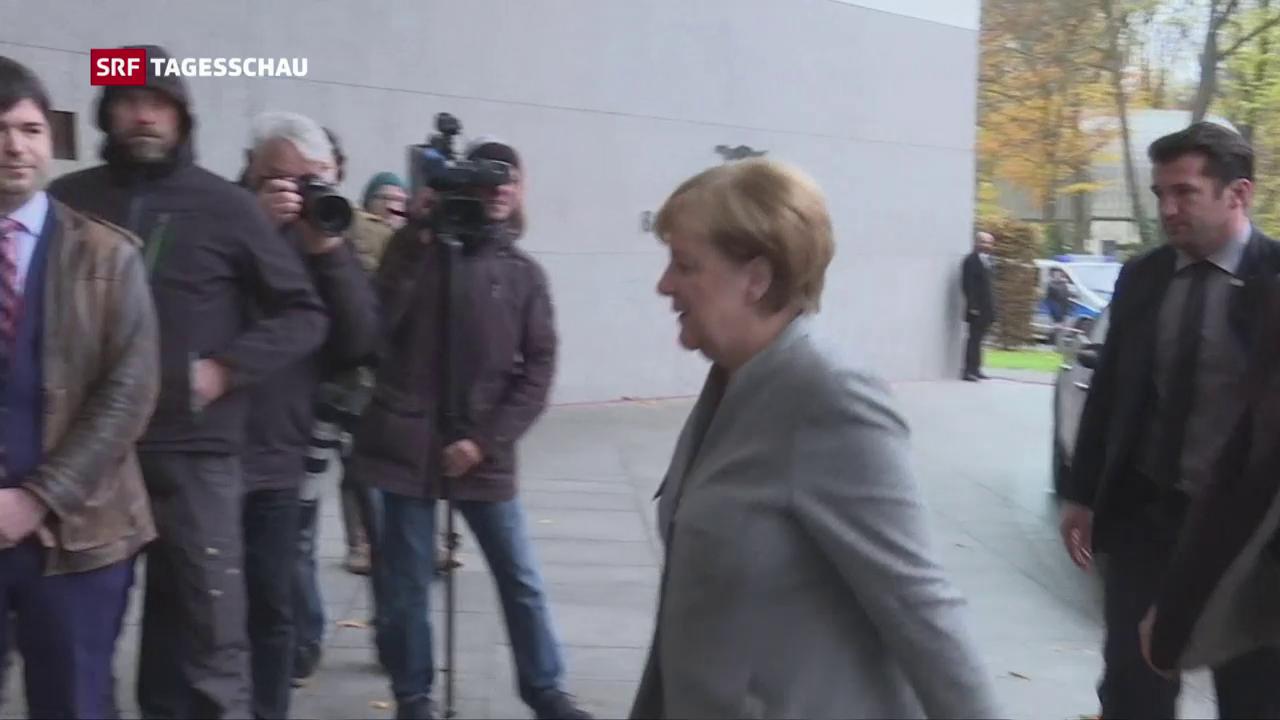 Die Sondierungsgespräche in Berlin laufen noch