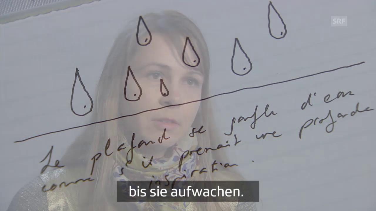 Raluca Antonescu über den Anfang ihres Romans