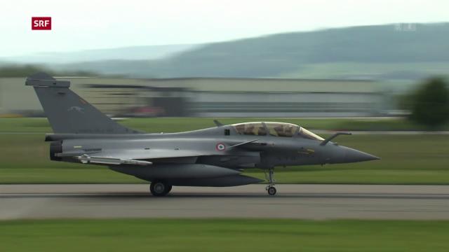 Evaluation von Kampfjets - Die Rafale im Testprogramm - News