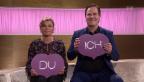 Video «Ich oder Du: Jörg Kressig und Susan Lutz» abspielen