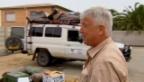 Video «Expeditionsführer Aschi Widmer packt mit seinem Team für die Wildnis» abspielen