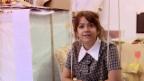 Video «Kunterbunte Kunst von Olga Titus» abspielen