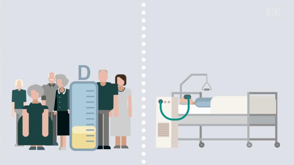 Vitamin D gegen Covid: Was ist dran?