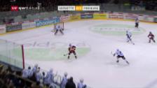Video «Gerbe führt Genf zu Derby-Sieg» abspielen