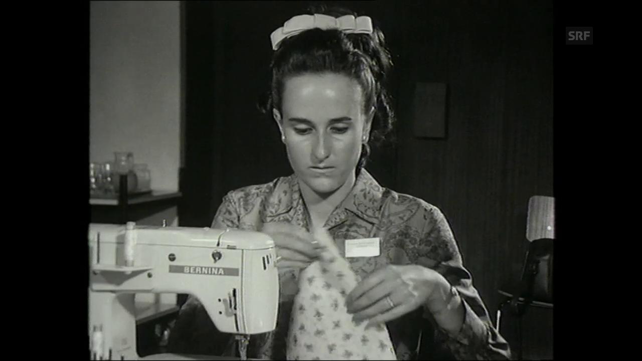 «Donna Ideale» 1967: Die ideale Hausfrau gesucht