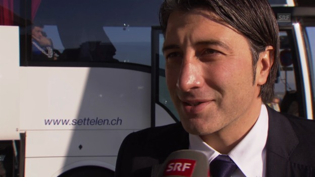 Video «Interview Murat Yakin» abspielen