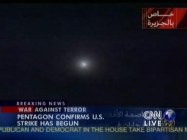 Angriff auf Afghanistan