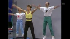 Video «Fitnesswelle Rebound (1986)» abspielen