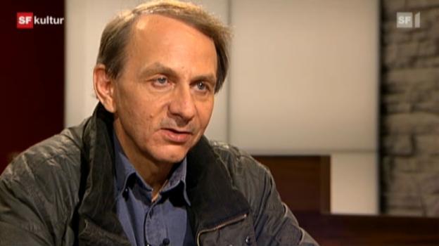 Video «Michel Houellebecq – Vermessenheit als Weltanschauung» abspielen