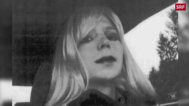 Video «Chelsea Manning ist frei» abspielen