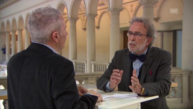 Video «Theo Wehner über Wertschätzung» abspielen