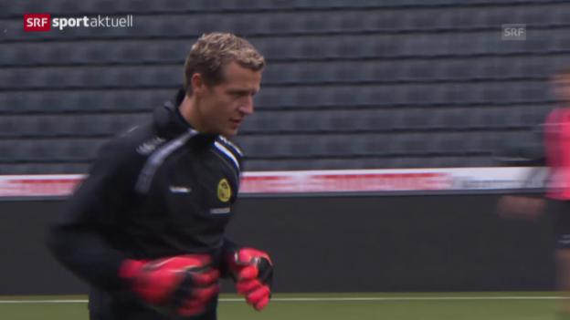 Video «Marco Wölfli vor der Rückkehr» abspielen