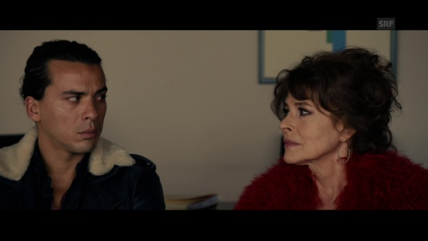 Video «Fanny Ardant in «Lola Pater»» abspielen