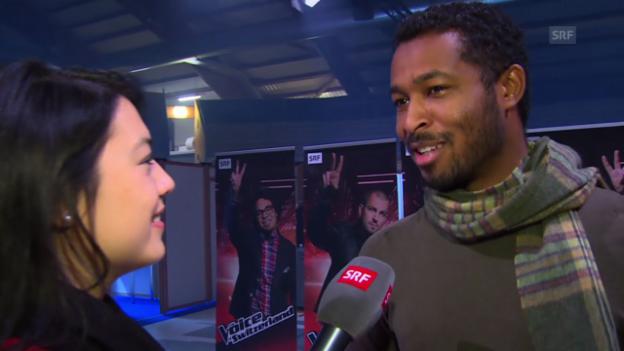 Video «Interview mit Side-Coach Sékou» abspielen