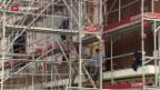 Video «Im September leicht weniger Arbeitslose» abspielen