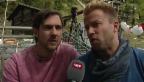 Video «Grosse Vorfreude für prominente Fussballfans» abspielen